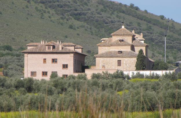 Almonacid - Ermita Virgen de la Oliva